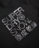 Superdry Snow Windbomber Jacke  Schwarz