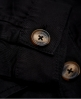 Superdry Luxe Utility Shirt Jacket  Black