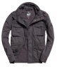 Superdry Cazadora Rookie Military  Gris