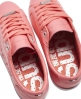 Superdry Zapatillas deportivas de caña baja Super Sleek con logo Rosa