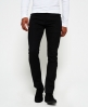 Superdry Call Sheet Corporal Jeans Schwarz
