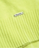 Superdry Downtown Raglan Knitted Jumper  Yellow