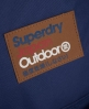Superdry True Montana Rucksack Navy