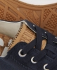 Superdry Bright Series Low Tops Navy