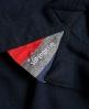 Superdry Super State Langarm-Polohemd Dunkelblau