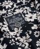 Superdry Summer Print Kimono Top Navy