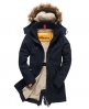 Superdry Hooded Super Wind Parka Coat