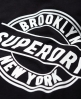 Superdry Brooklyn Bodycon Dress  Black