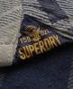 Superdry Huntsman Hoodie Blue