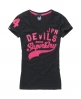 Superdry Sports Pitch T-shirt Black
