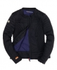 Superdry Fuji Biker Jacket Black