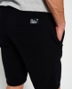 Superdry Orange Label Urban Jogger Shorts Black