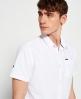 Superdry Modern Classic skjorte Hvid