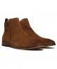 Superdry Trenton Stiefel mit Reißverschluss Braun