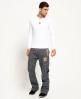 Superdry Snow Pants Light Grey