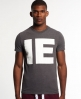 Superdry Camiseta Runner Gris