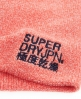 Superdry Windhiker Beanie Red