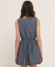Superdry Savoy Dress Blue
