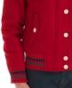 Superdry Stadium Wool Jacket Red