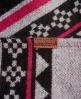 Superdry Kaya Blanket Cape Black