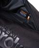 Superdry Forwarder Travel Bag Black
