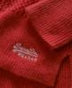 Superdry Crochet Crew Pink