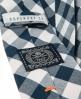 Superdry Premium Slim Tie Navy