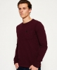 Superdry Surplus Goods T-shirt met zak  Rood