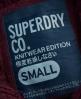 Superdry Super Eliza Hoodie Red