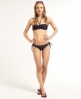Superdry Super Bandeau Bikini Top Black