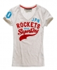 Superdry Sportspitch T-shirt Cream