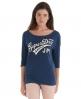 Superdry Pitcher T-shirt Blue
