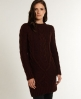 Superdry Cable Knit Dress Red