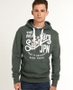 Superdry Keep It Hoodie Green