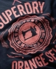 Superdry Soccer T-shirt Navy
