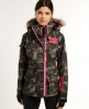 Superdry Ultimate Snow Jacket Green