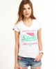 Superdry Icarus Limited T-shirt White