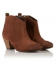 Superdry Dallas Ankle Boots Brown