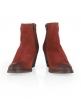 Superdry Winter Ankle Boot Red