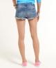 Superdry Embellished Shorts Blue