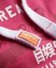 Superdry Vintage Logo Duo Hoodie Pink