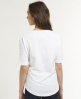 Superdry Tokyo Brand Stripe Top White
