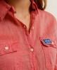 Superdry Lofter Shirt Red