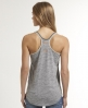 Superdry Strappy Racer Tank Top Grey