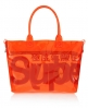 Superdry Mini Whopper Shopper Bag Orange