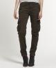 Superdry Skinny Cargo Pants Brown