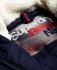 Superdry Parka Everest  Marino