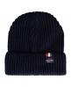 Superdry Stockholm针织圆帽  海军蓝