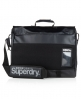 Superdry Super Pop Tarp Laptop Bag Black