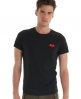 Superdry Embroidery T-shirt Black